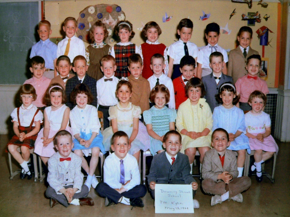 Downing Street School, PM Kindergarten, May 13, 1964
