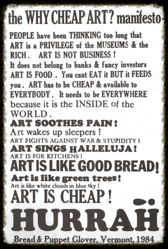 Cheap Art