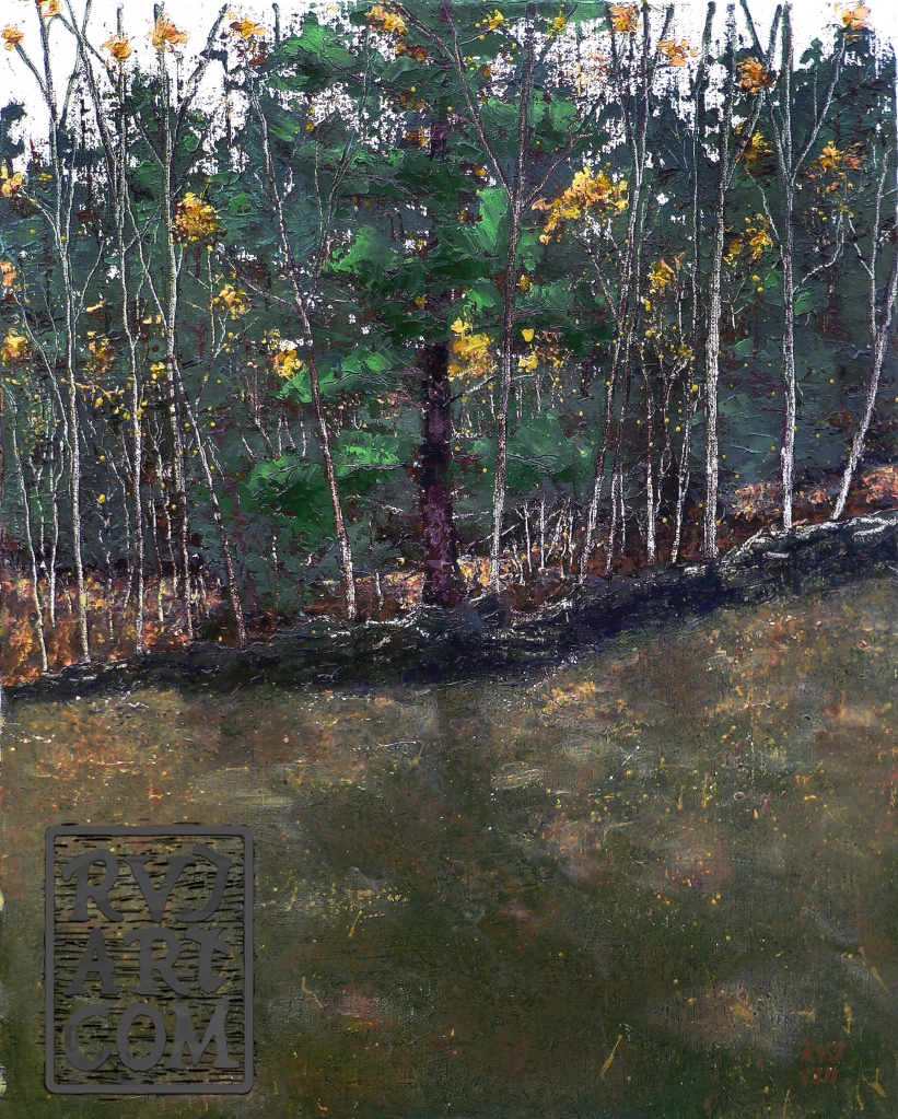 psalm 168, oil painting by Roger Vincent Jasaitis, RVJart.com