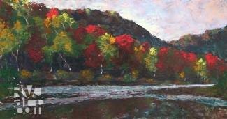 psalm 160, oil painting by Roger Vincent Jasaitis, copyright 2011, RVJart.com