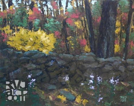 psalm 162, oil painting by Roger Vincent Jasaitis, copyright 2011, RVJart.com