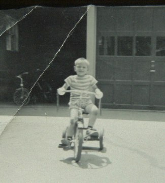 Roger at 5 Yeas Old