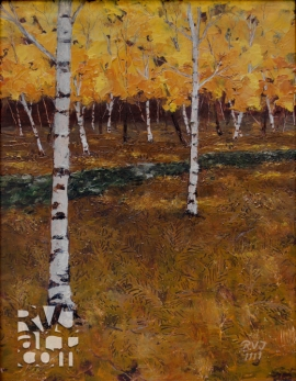 psalm 165, oil painting by Roger Vincent Jasaitis, copyright 2011, RVJart.com