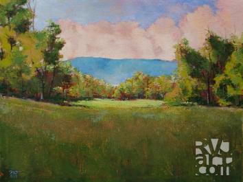 psalm 180, oil painting by Roger Vincent Jasaitis, copyright 2013, RVJart.com