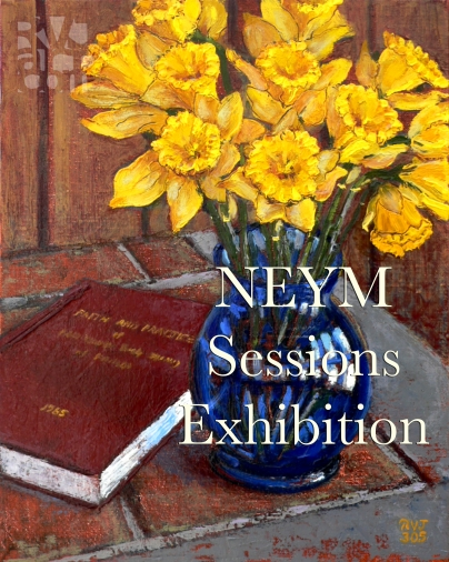 Faith and Practice, NEYM Sessions Exhibition, RVJart.com